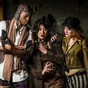 Three-Steampunks-700x466
