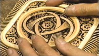 Ancient Technology of Making Bamboo Crafts