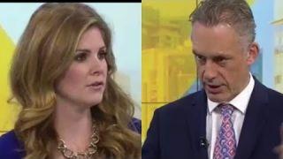 Watch Jordan Peterson interview On Leftist Show