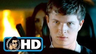 BABY DRIVER (2017) Movie Clip - Tequila Gun Fight |FULL HD| Jamie Foxx