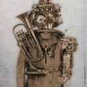 SteamPunk - French Horn