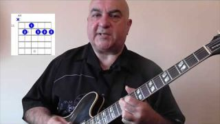 Chords For Blues Guitar